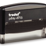 Trodat Printy One or two Line Stamps